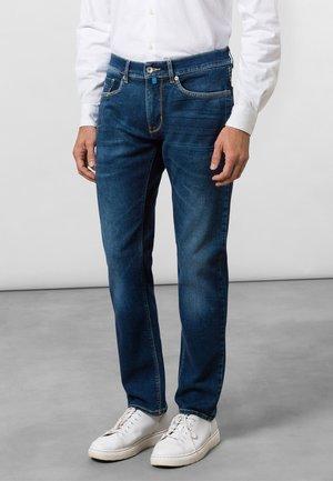 ANTIBES - Slim fit jeans - mid blue