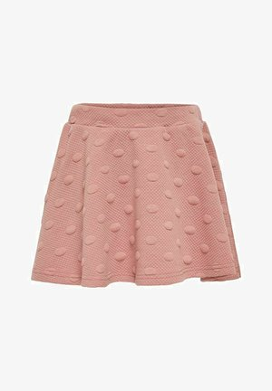 A-line skirt - ash rose