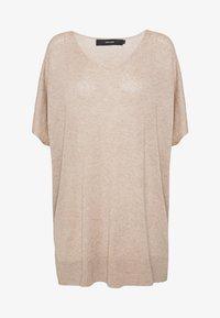 Basic T-shirt - birch melange