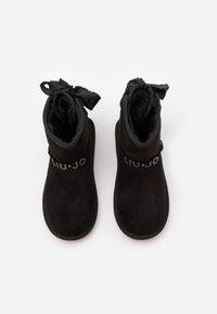 LIU JO - MARGOT  - Kotníkové boty - black - 3