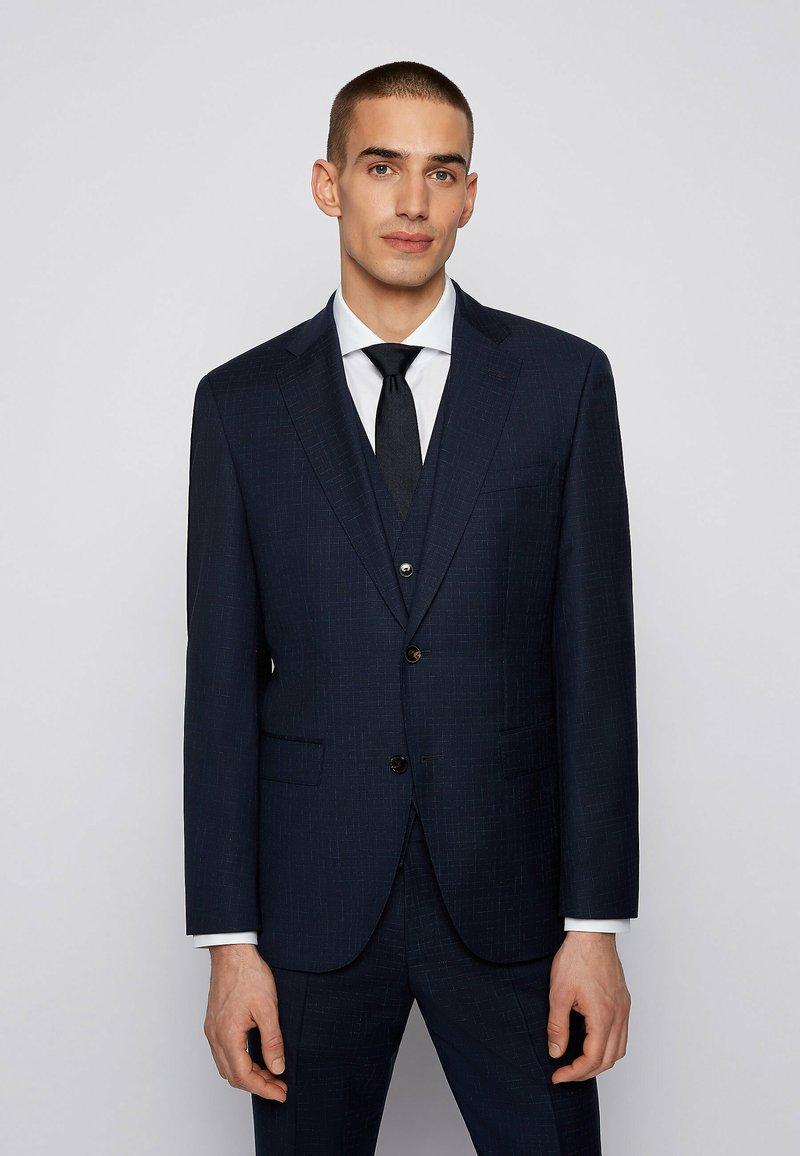BOSS - Suit - dark blue