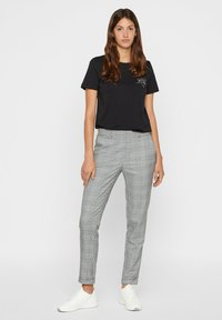 Vero Moda - Trousers - black - 1