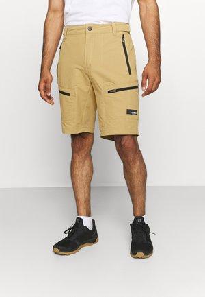 CARLTON - Pantaloncini sportivi - camel