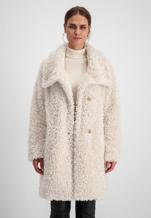 MOIRA - Winter coat - creme