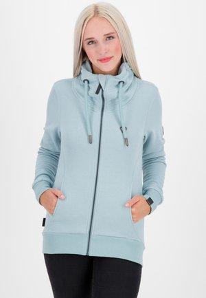Zip-up hoodie - ice