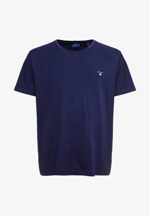 PLUS THE ORIGINAL - Basic T-shirt - evening blue