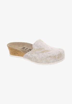 LUCY - Mules - beige