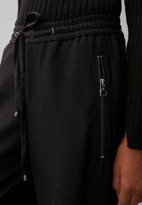 Marc O'Polo - Trousers - black - 4