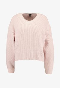 New Look - FASHIONING JUMPER - Pullover - nude - 4