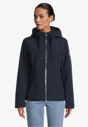 MIT KAPUZE - Outdoor jacket - dunkelblau