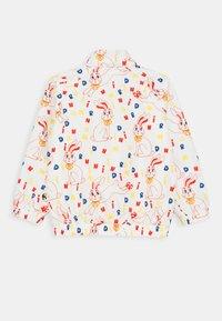 Mini Rodini - BABY RABBIT SPORTY JACKET UNISEX - Summer jacket - offwhite - 2