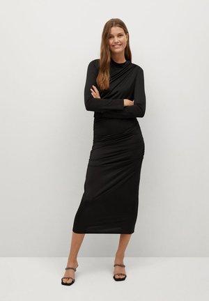 DRAPI-A - Day dress - noir