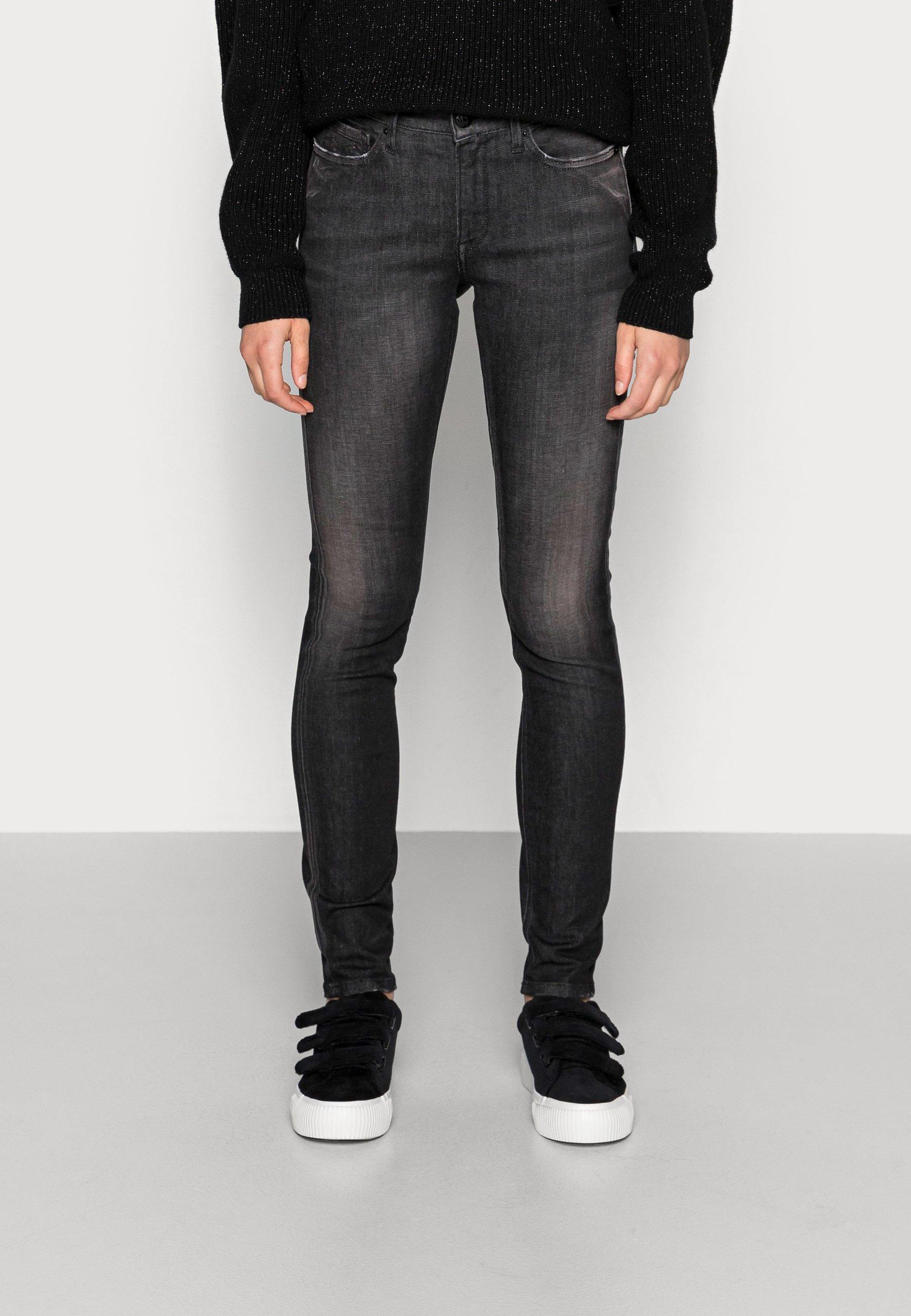 Femme LUZIEN PANTS - Jeans Skinny