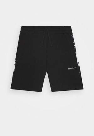 GREG - Tracksuit bottoms - black