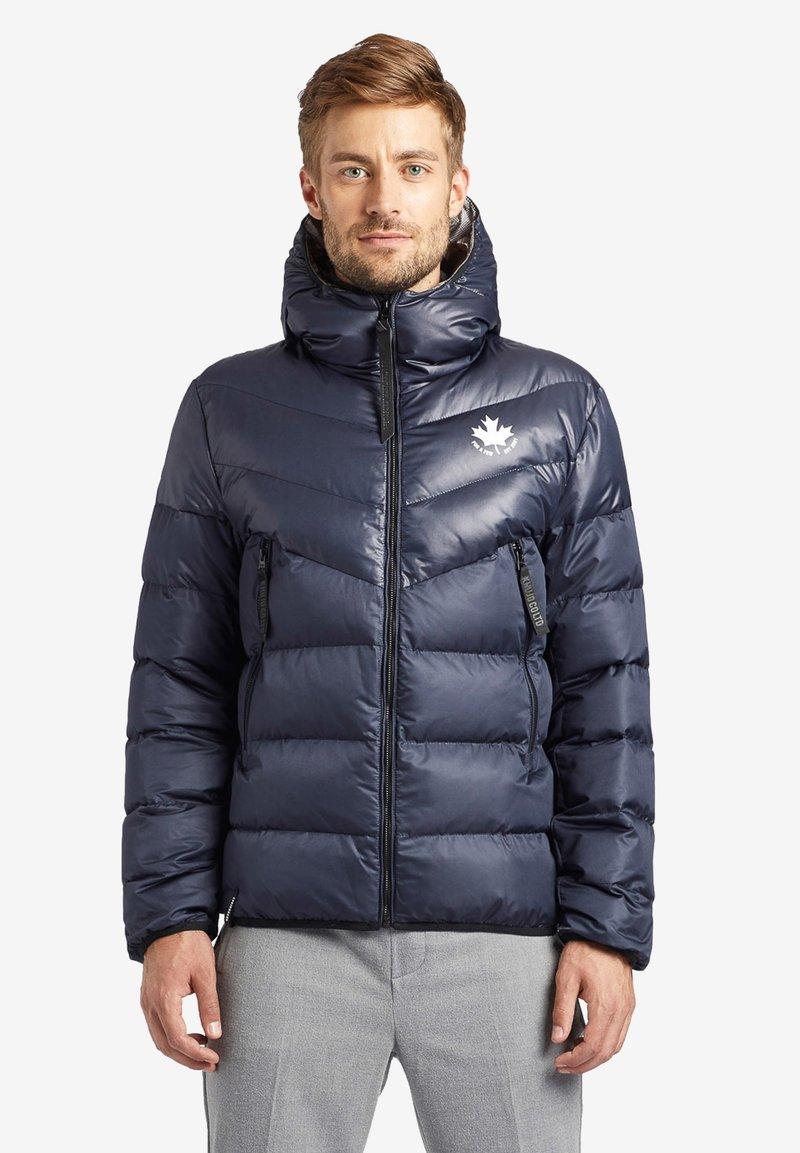 khujo - MART - Winter jacket - dark blue