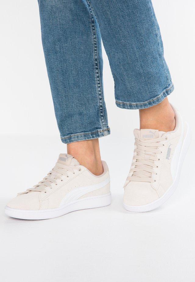 VIKKY - Sneakers - silver gray/white/silver