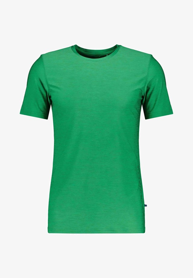 KAJOO - Basic T-shirt - grün