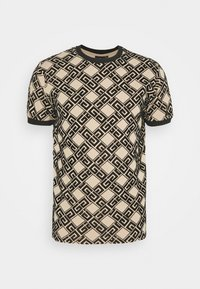 Glorious Gangsta - BAMANT - Print T-shirt - sand - 3