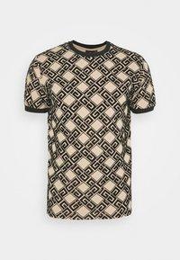 BAMANT - T-shirt imprimé - sand