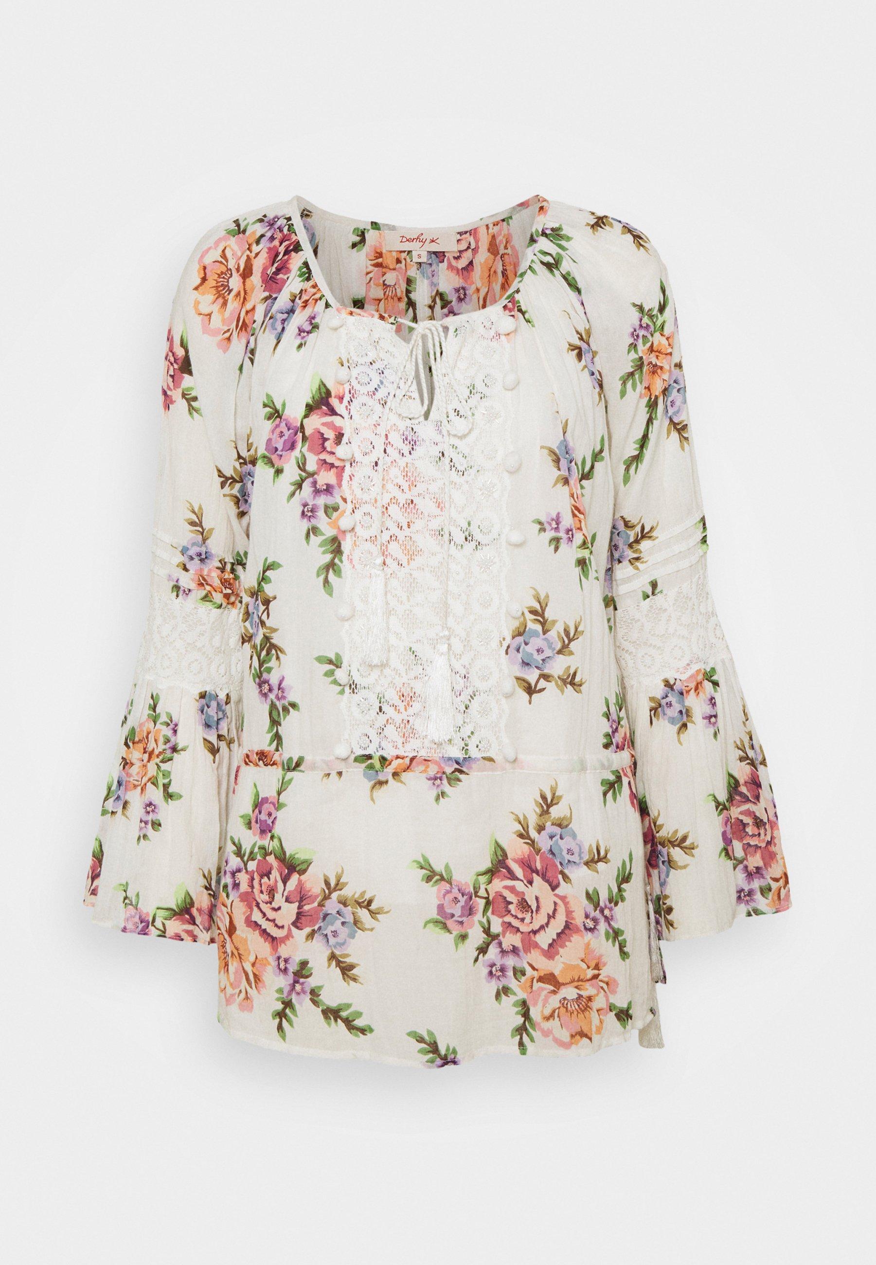 Women EQUATEUR BLOUSE - Long sleeved top