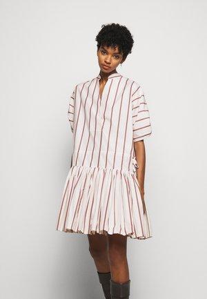 Denní šaty - red/beige