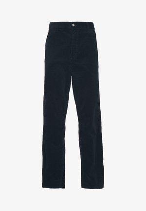 SIMPLE PANT COVENTRY - Kangashousut - dark navy