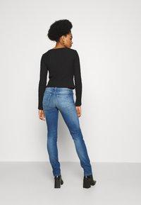 Pepe Jeans - ANNA - Jeans Skinny Fit - stone blue denim - 2
