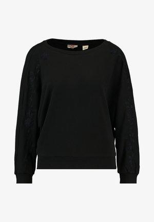 NATALIE CREW TBD9 - Sweatshirt - black