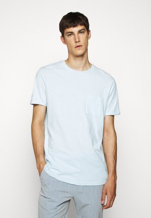 BRENON - Basic T-shirt - light blue