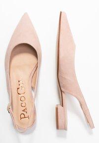 Paco Gil - MARGAUX - Slingback ballet pumps - sumatra - 3