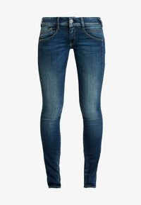 GILA POWERSTRETCH - Slim fit jeans - deep water