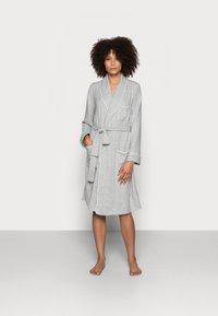 Lauren Ralph Lauren - ROBE - Dressing gown - grey - 1