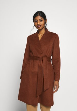 SLFMELLA  COAT - Kappa / rock - bordeaux