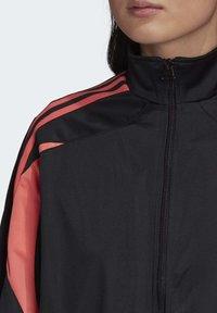 adidas Originals - TRACK TOP - Veste de survêtement - black - 5