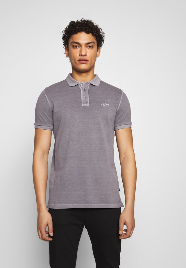 AMBROSIO - Polo - light grey