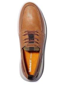 Timberland - BRADSTREET ULTRA BOAT - Boat shoes - cognac - 2