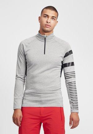Sports shirt - heather grey