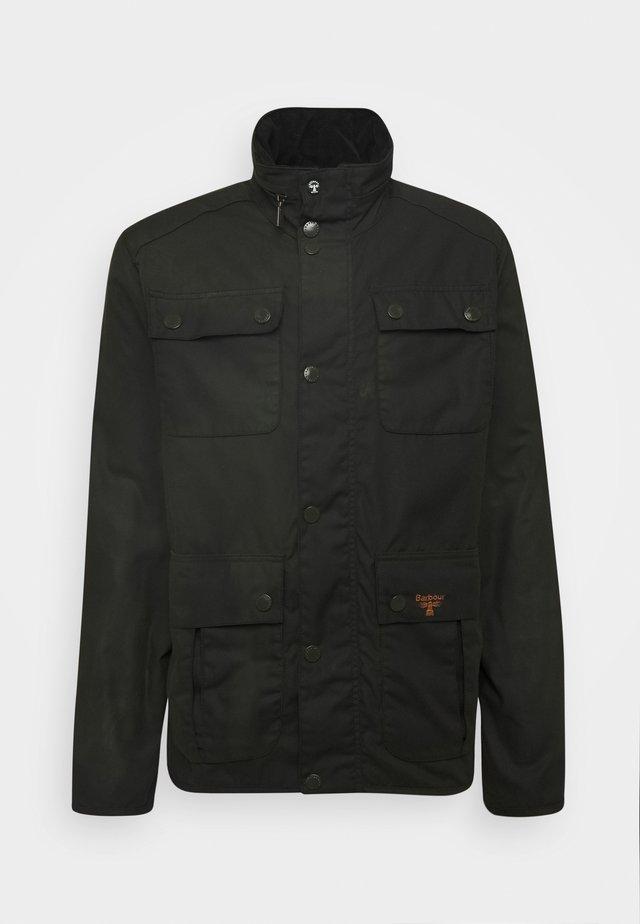 CORBRIDGE - Summer jacket - sage