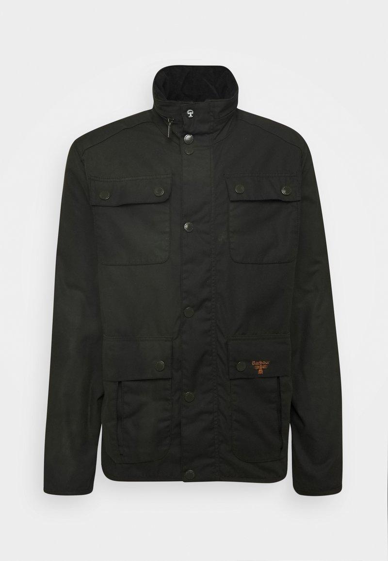 Barbour Beacon - CORBRIDGE - Summer jacket - sage