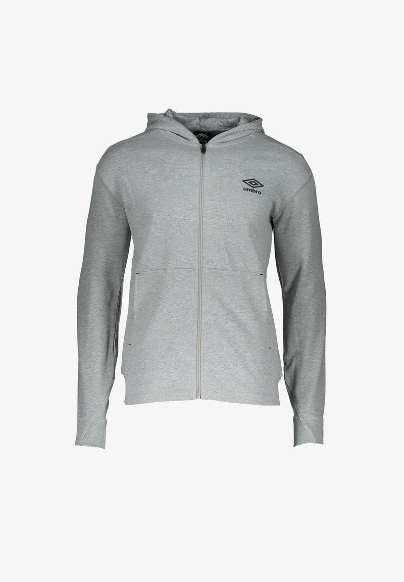 Umbro - Zip-up hoodie - grau