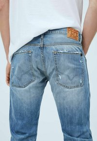 Pepe Jeans - STANLEY WORKS - Jeans Tapered Fit - denim - 4