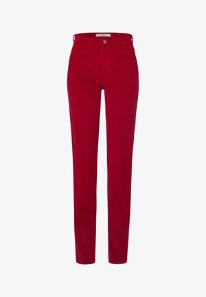 STYLE SHAKIRA - Jeans Skinny Fit - red