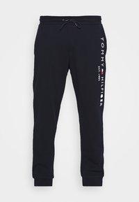 Tommy Hilfiger - BASIC BRANDED - Teplákové kalhoty - blue - 4
