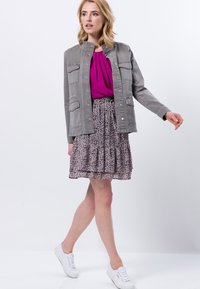 zero - A-line skirt - magenta rouge - 1