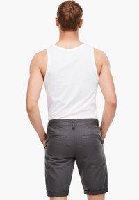 Q/S designed by - BERMUDA  - Shorts - dark shadow - 2
