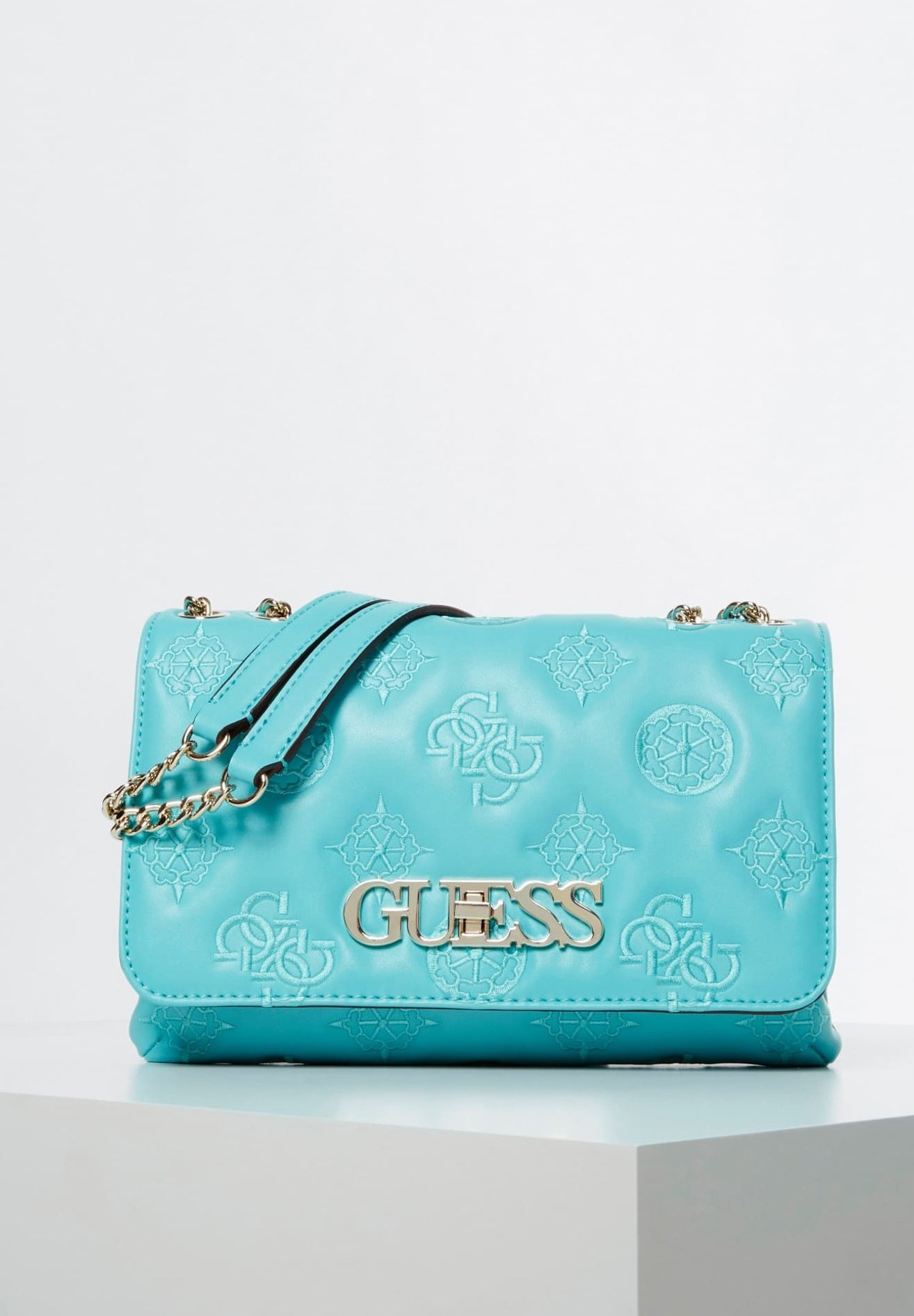 Guess Umhängetasche - Turquoise/türkis