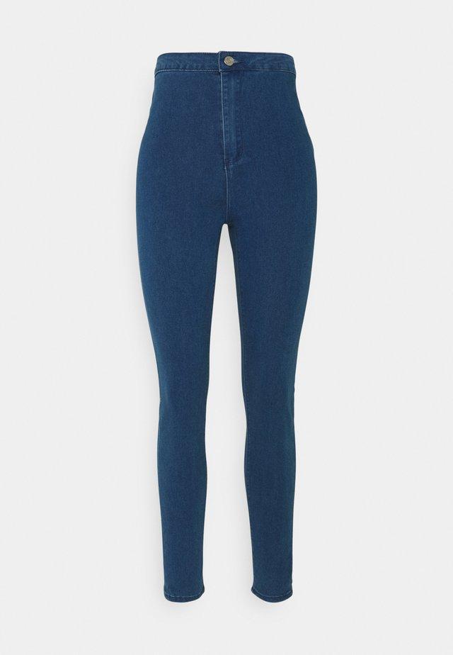 OUTLAW  - Skinny džíny - deep blue