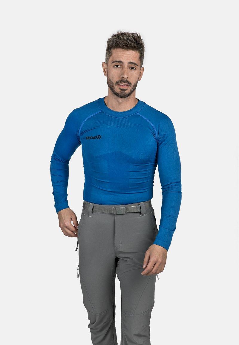 IZAS - SAREK - Sports shirt - royal