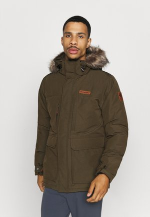 MARQUAM PEAK JACKET - Talvitakki - olive green