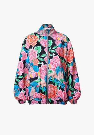 FLOWERS - Chaqueta fina - red
